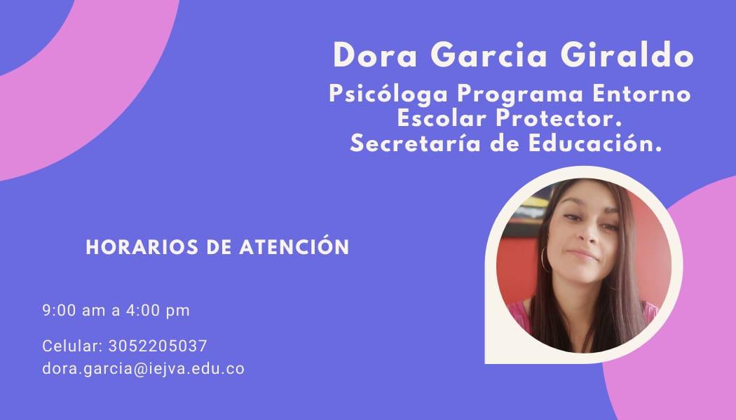informacion Dora entorno protector