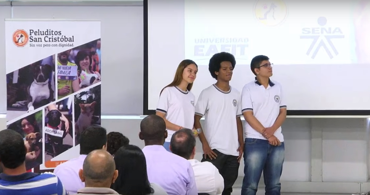 Final Nacional Programacion FEDESOFT Jesus Rey Cali 2019