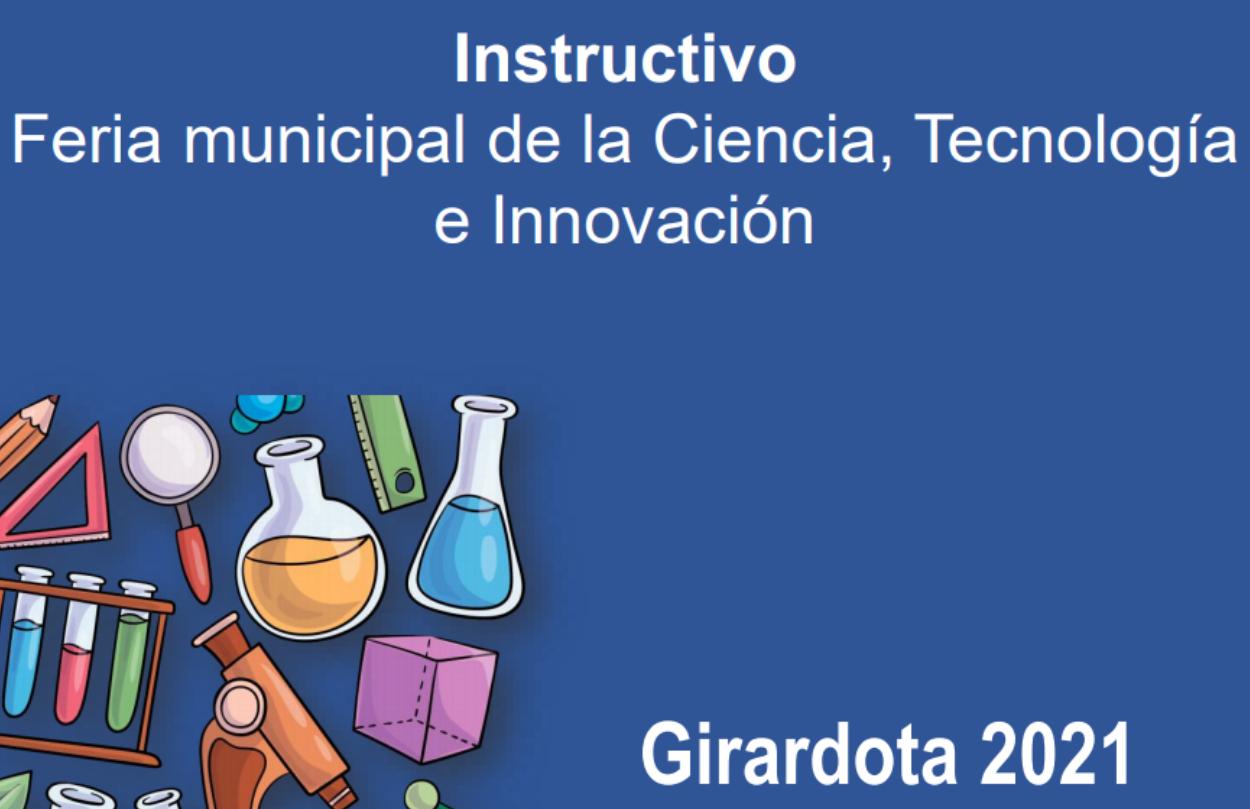 Feria Municipal de Ciencia 2021
